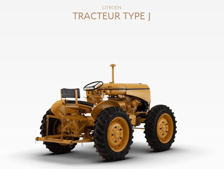 tracteur CITROËN 4_216