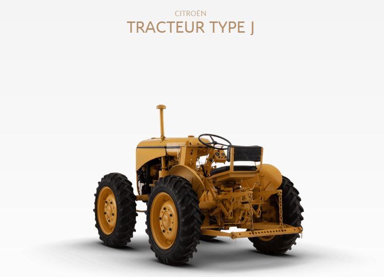 tracteur CITROËN 4_315