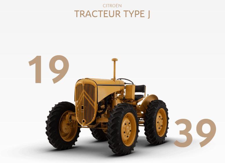 tracteur CITROËN 4_513
