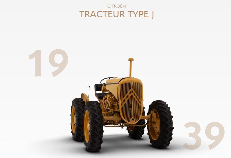 tracteur CITROËN 4_612