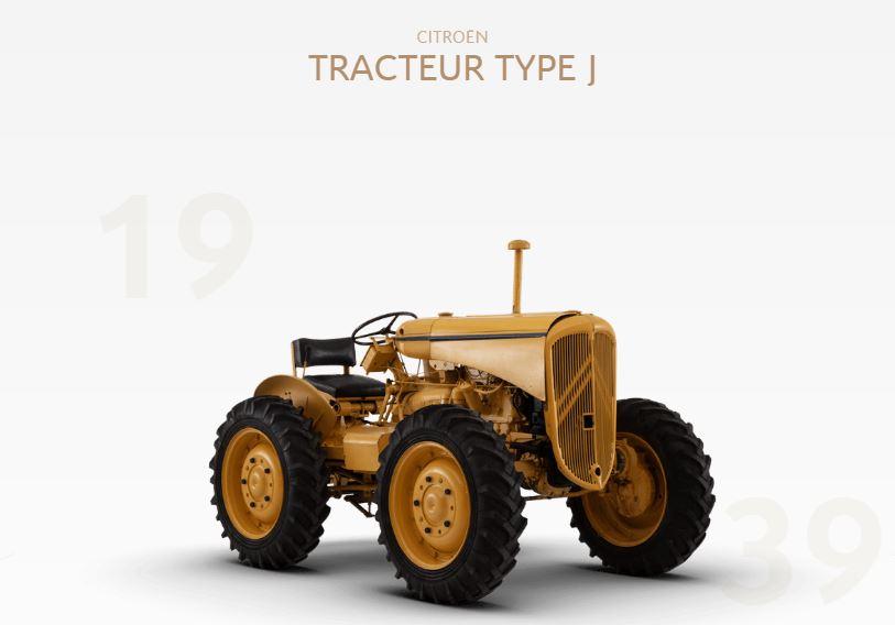 tracteur CITROËN 4_714