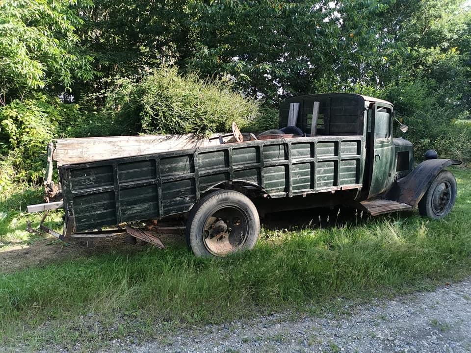 Sortie de grange 5017