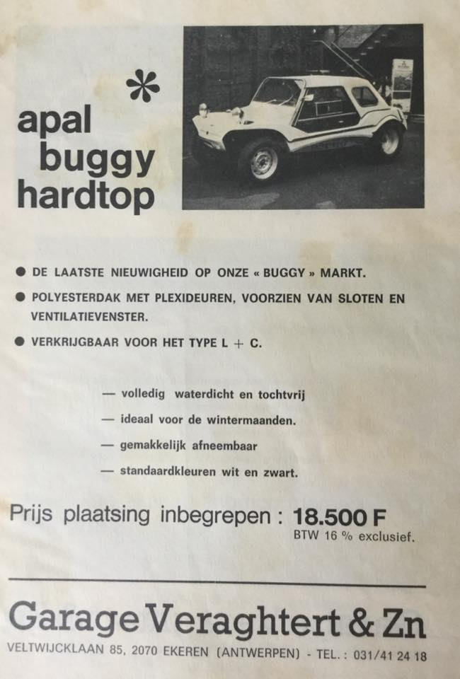 Autoworld - 50 Years Buggy, a Belgian Story ! - Page 3 5263