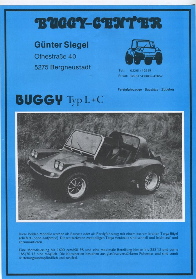 Autoworld - 50 Years Buggy, a Belgian Story ! - Page 3 5730
