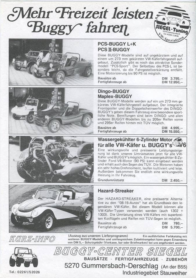 Autoworld - 50 Years Buggy, a Belgian Story ! - Page 3 5919