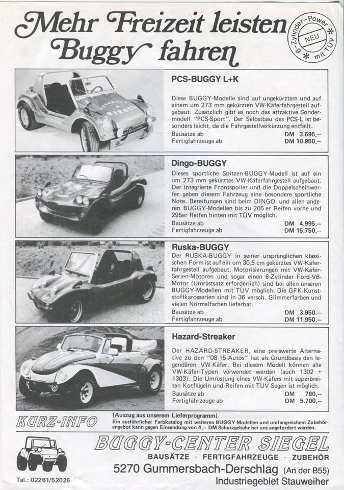 Autoworld - 50 Years Buggy, a Belgian Story ! - Page 3 6013