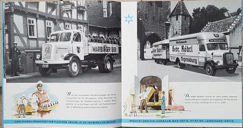 Pub et catalogues HENSCHEL 6153