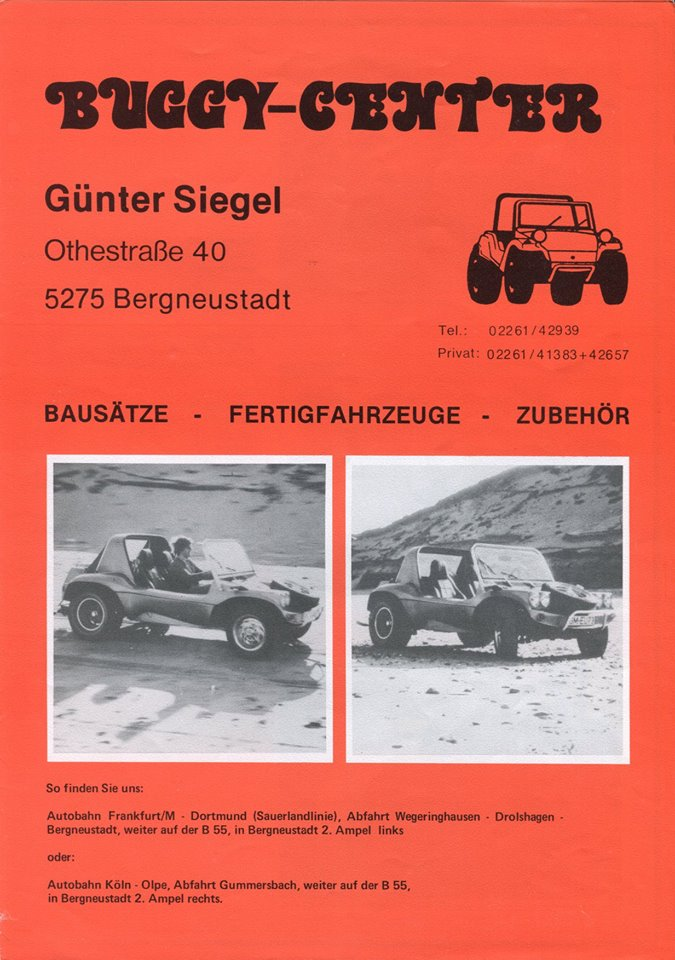 Autoworld - 50 Years Buggy, a Belgian Story ! - Page 3 6165
