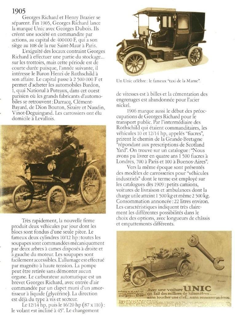 Pub et catalogues UNIC - IVECO 6291