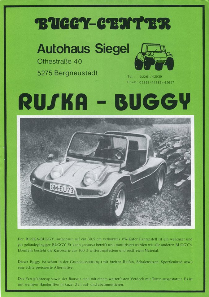 Autoworld - 50 Years Buggy, a Belgian Story ! - Page 3 6412