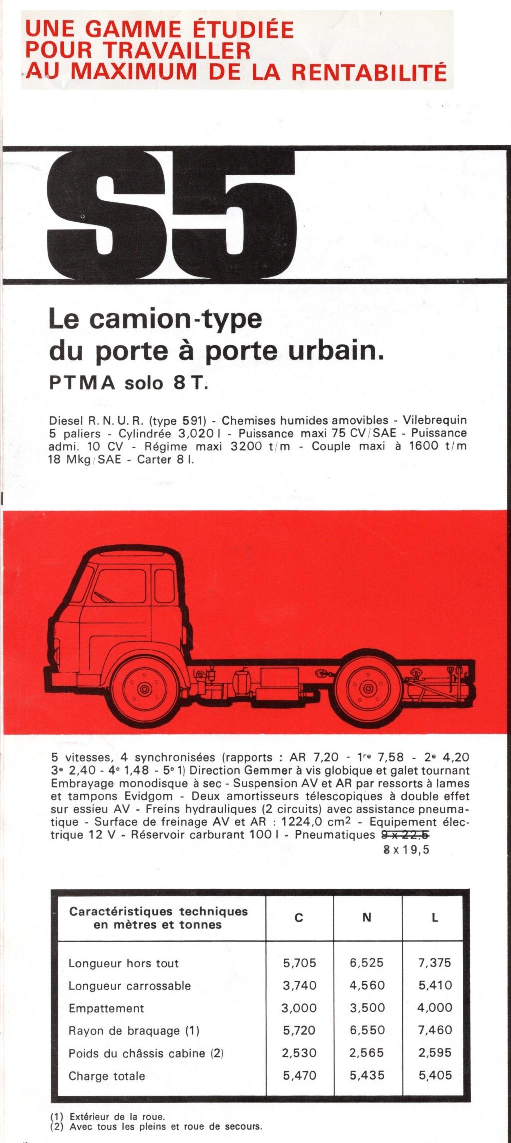 Pub et catalogues SAVIEM 6426