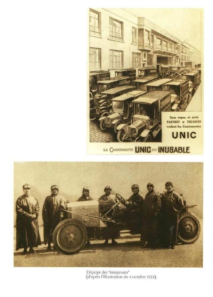 Pub et catalogues UNIC - IVECO 7271
