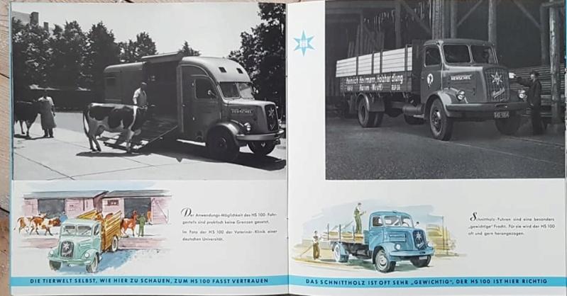 Pub et catalogues HENSCHEL 8101