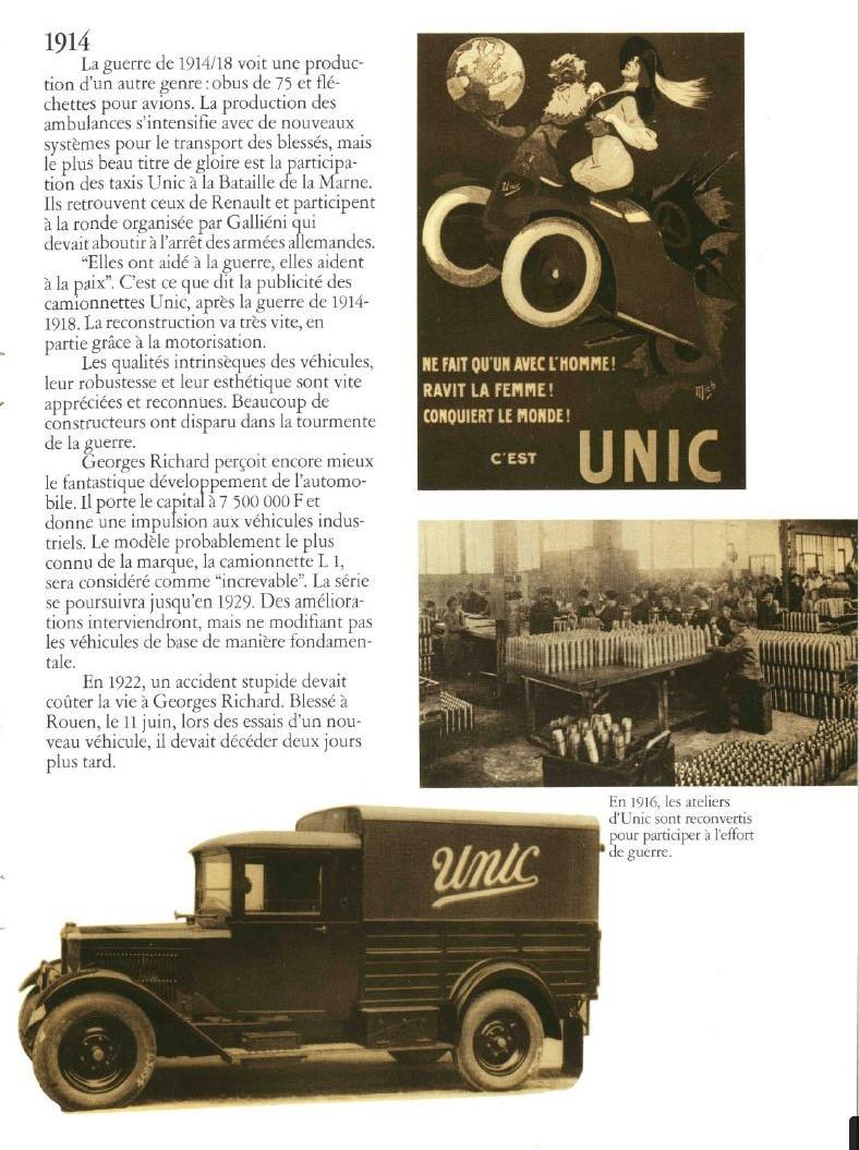 Pub et catalogues UNIC - IVECO 8293