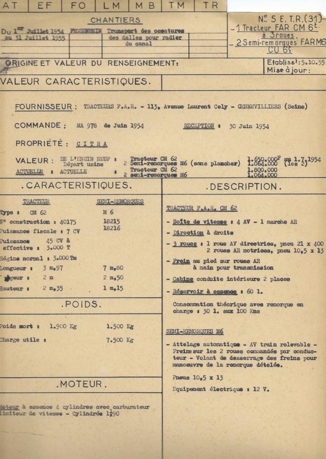 Le Tracteur FAR (le Cheval Mécanique) - Page 2 830