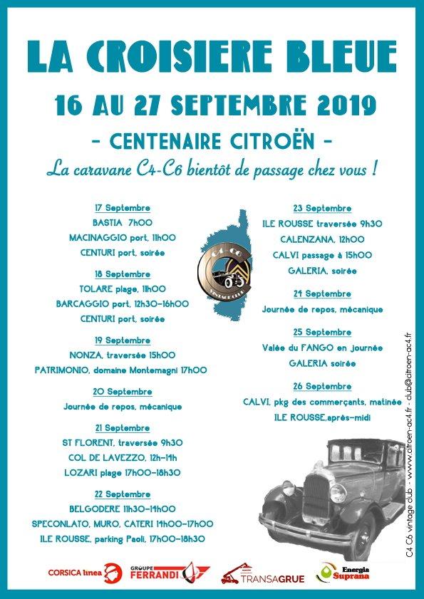 Le Centenaire de CITROËN....partout en France - Page 2 8343