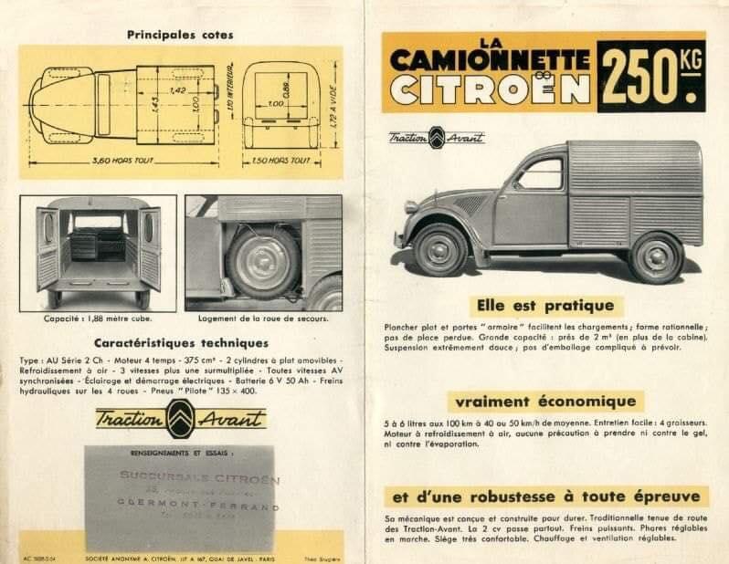 2cv fourgonnette AZU - Page 7 8372