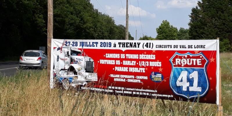 41 Circuit du Val de Loire: exposition les 27 et 28 Juillet 2019 9248