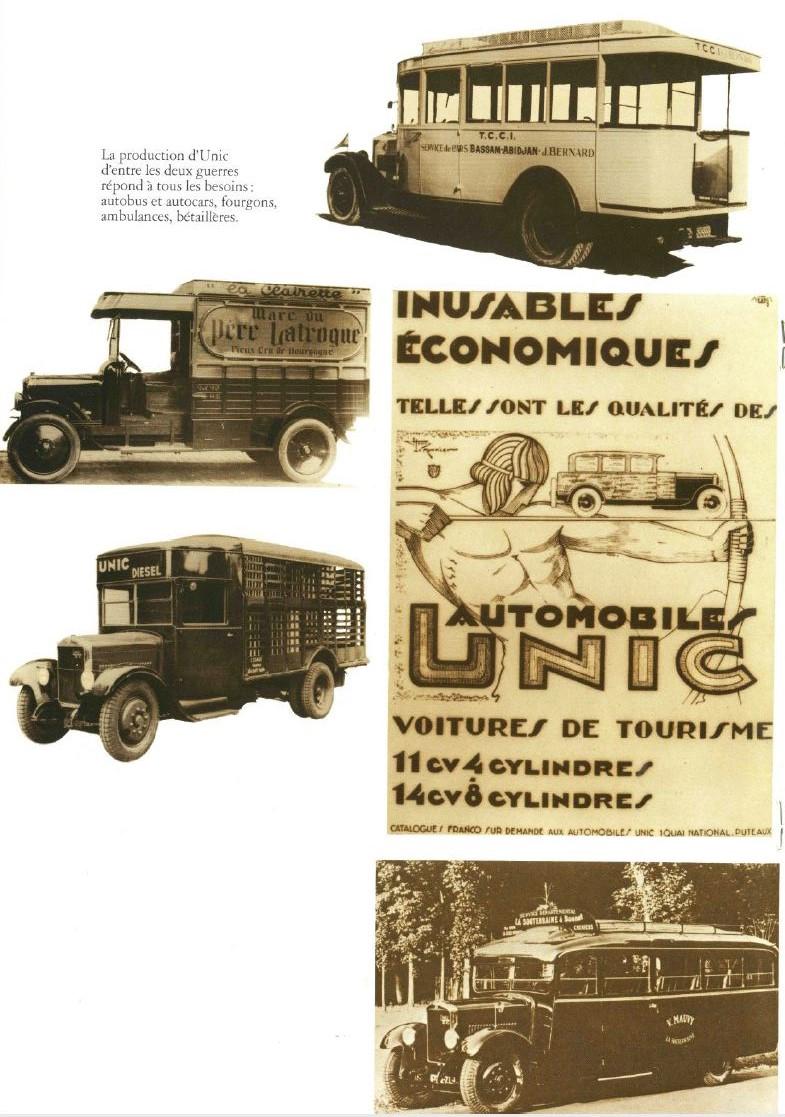 Pub et catalogues UNIC - IVECO 9269