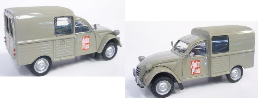 """Citroën miniatures > """"Véhicules de la presse, de la radio, de la télévision et du cinéma""""  9295"""