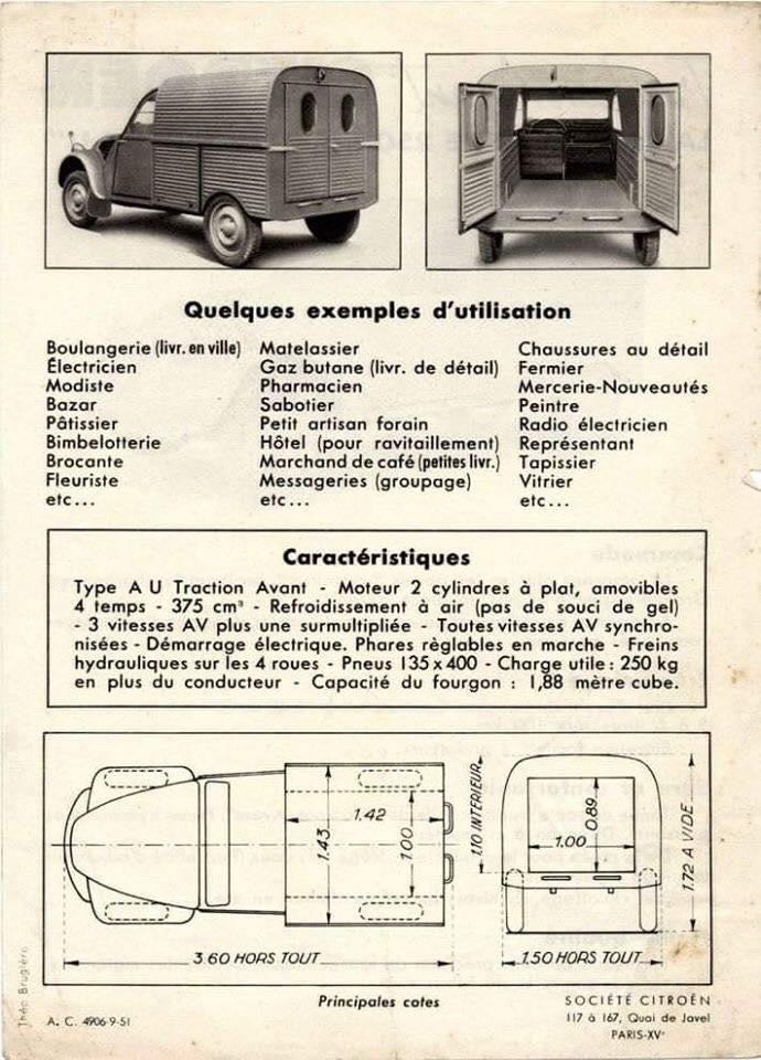 2cv fourgonnette AZU - Page 7 9331