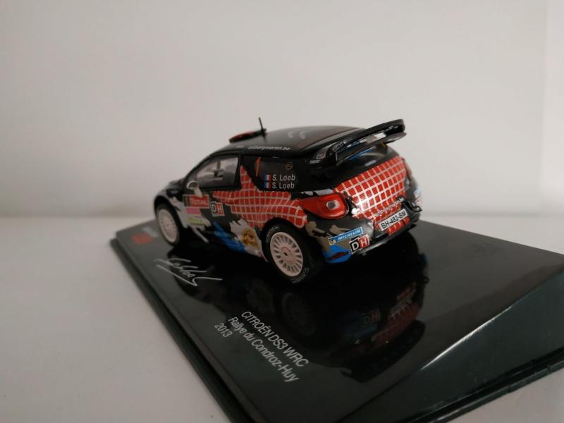 """2018 NOUVEAU > ALTAYA > """"Collection Sébastien Loeb"""" au 1/43  Ardech11"""