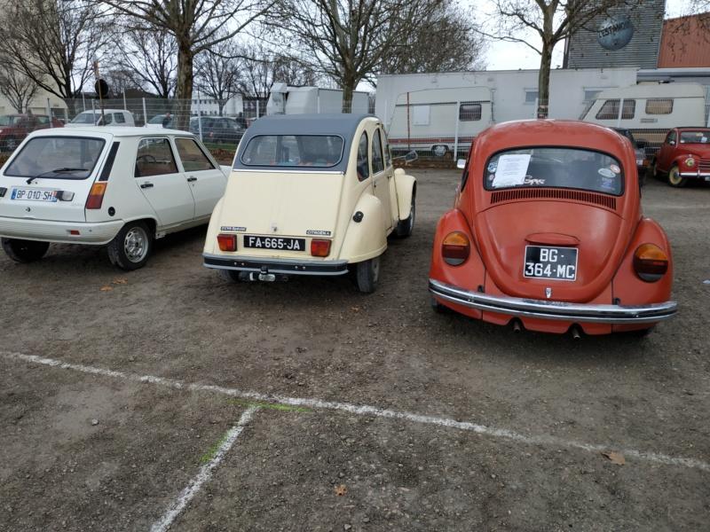 SALON AUTO MOTO RETRO de Nîmes  les 29/2 et 1/3 2020 - Page 2 Auto_117
