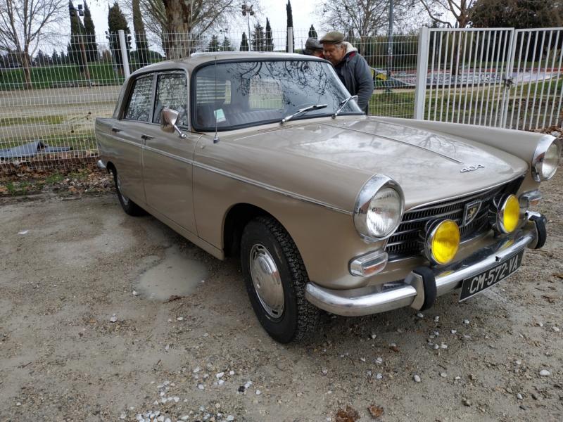SALON AUTO MOTO RETRO de Nîmes  les 29/2 et 1/3 2020 - Page 2 Auto_138