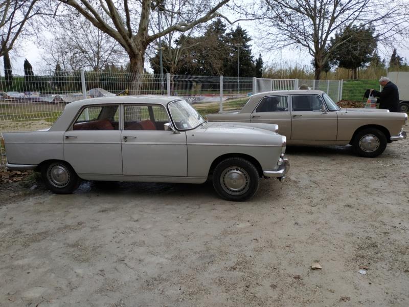 SALON AUTO MOTO RETRO de Nîmes  les 29/2 et 1/3 2020 - Page 2 Auto_140