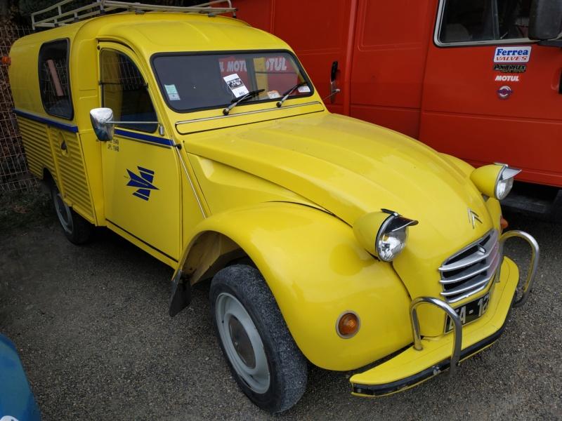 SALON AUTO MOTO RETRO de Nîmes  les 29/2 et 1/3 2020 - Page 3 Auto_211