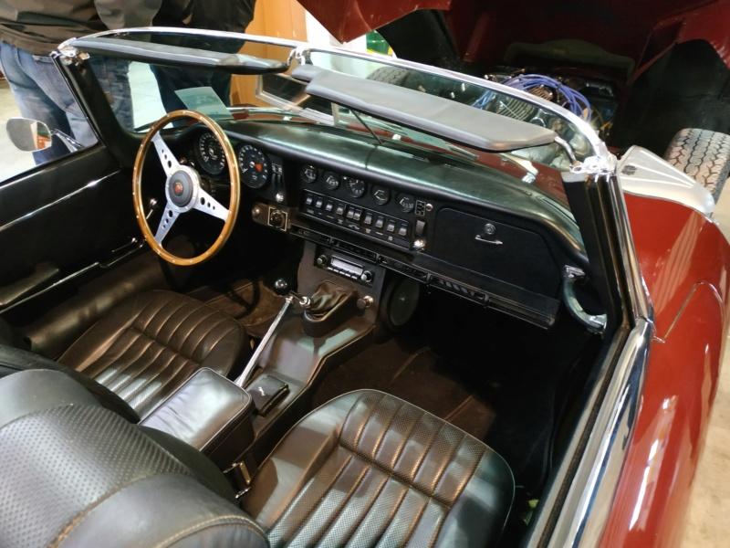 SALON AUTO MOTO RETRO de Nîmes  les 29/2 et 1/3 2020 - Page 2 Auto_m99