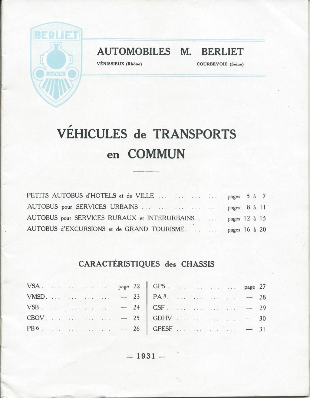 Pub , catalogues et livres sur BERLIET - Page 3 Berlie46