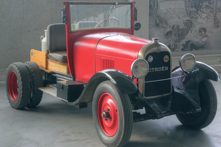 Des CITROËN transformées en tracteur.... - Page 2 Citroe10