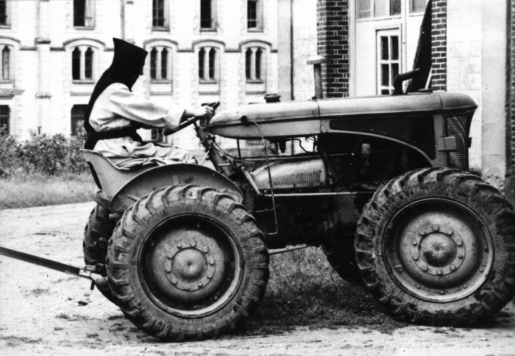 tracteur CITROËN Citroe21