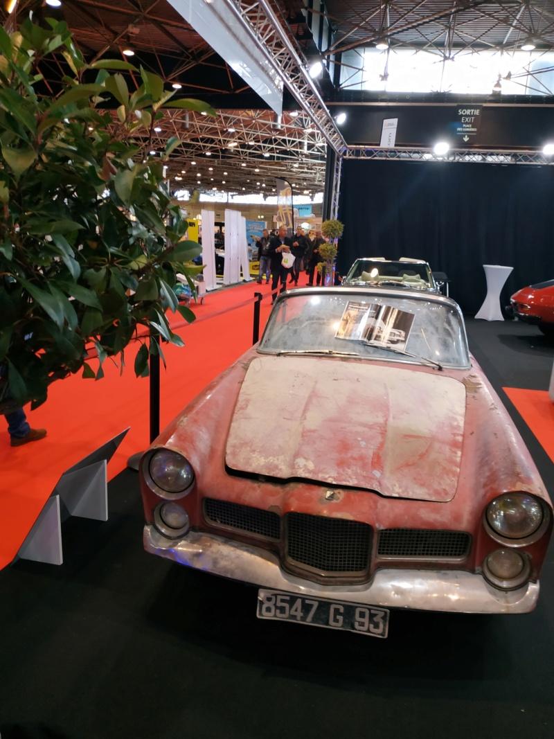 Salon Epoqu'Auto à Lyon les 8,9 et 10 Nov 2019 - Page 3 Epoqu424