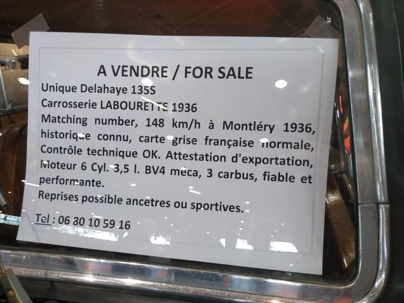 Salon Epoqu'Auto à Lyon les 8,9 et 10 Nov 2019 - Page 5 Epoqu546