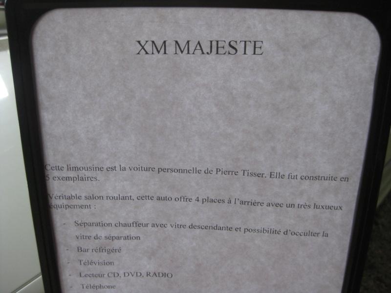 """Des Citroën hors normes : les """"Tissier"""" - Page 2 Expo_t16"""