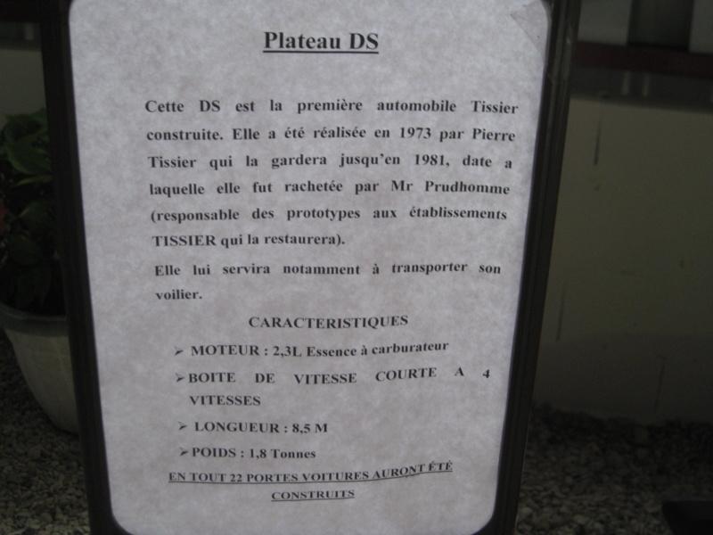"""Des Citroën hors normes : les """"Tissier"""" - Page 2 Expo_t18"""
