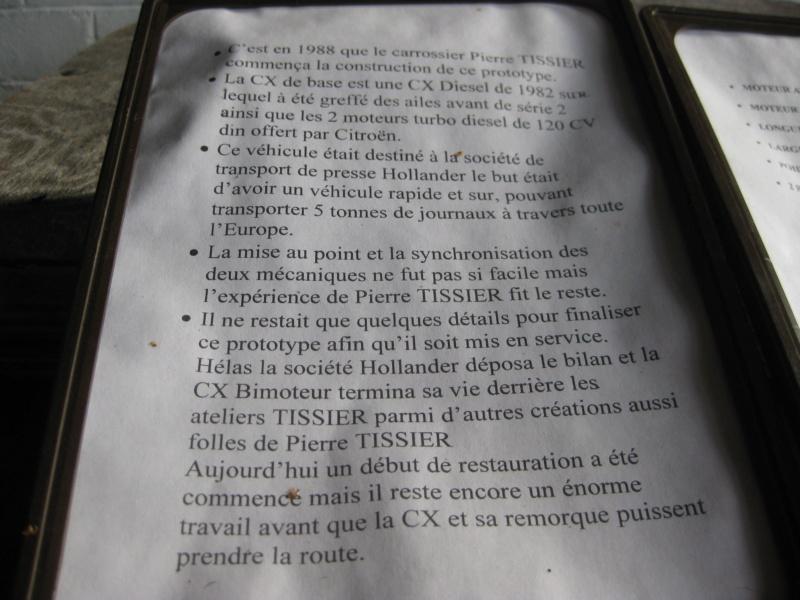 """Des Citroën hors normes : les """"Tissier"""" - Page 2 Expo_t32"""