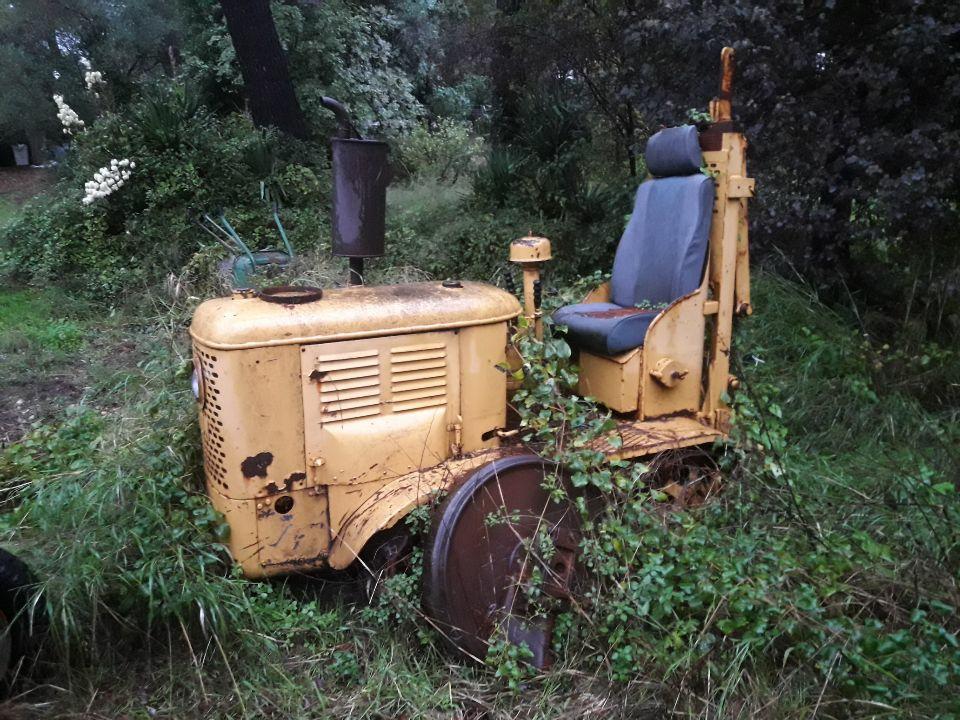 (vends) tracteurs et Gloppe(s) Gloppe11