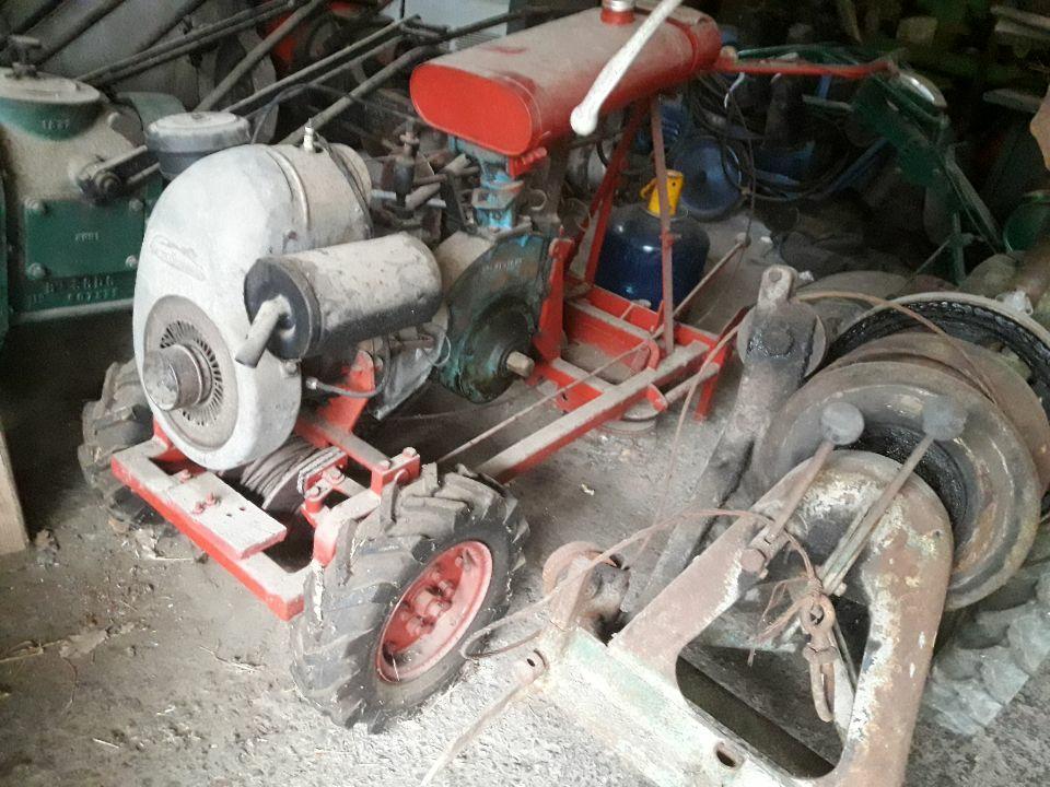 (vends) tracteurs et Gloppe(s) Gloppe13
