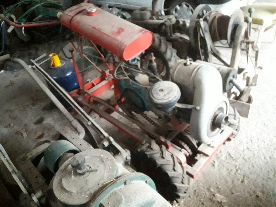 (vends) tracteurs et Gloppe(s) Gloppe14