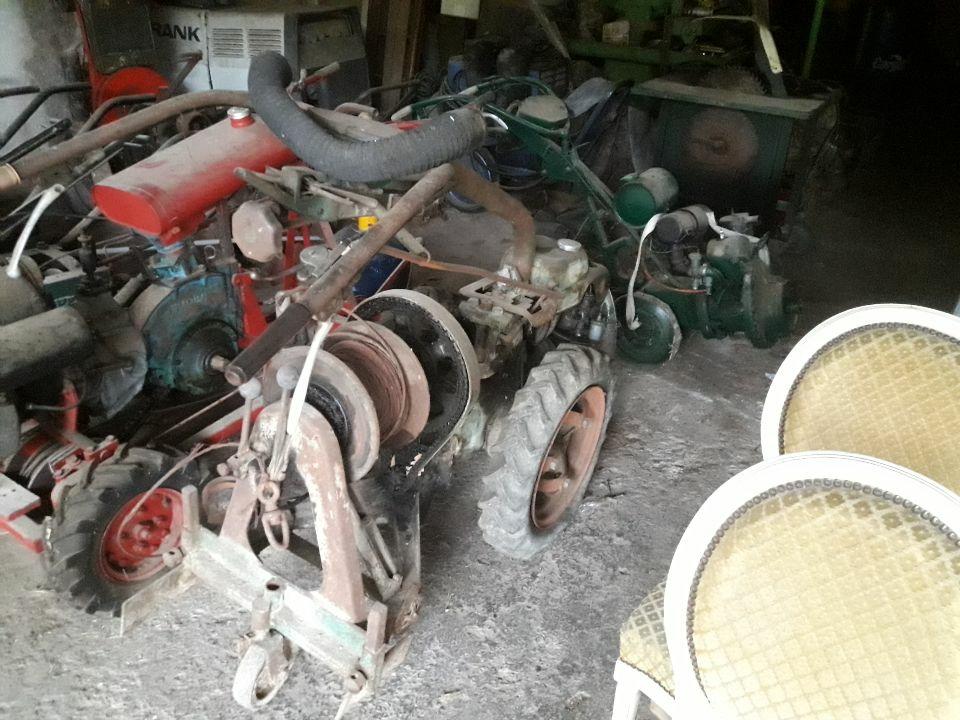 (vends) tracteurs et Gloppe(s) Gloppe18
