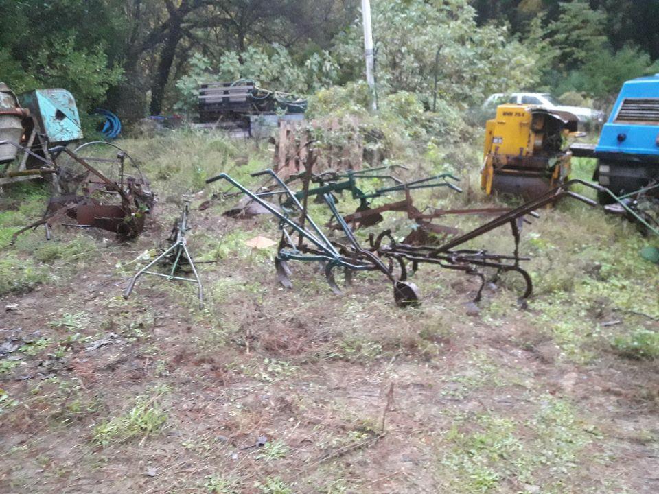 (vends) tracteurs et Gloppe(s) Gloppe19
