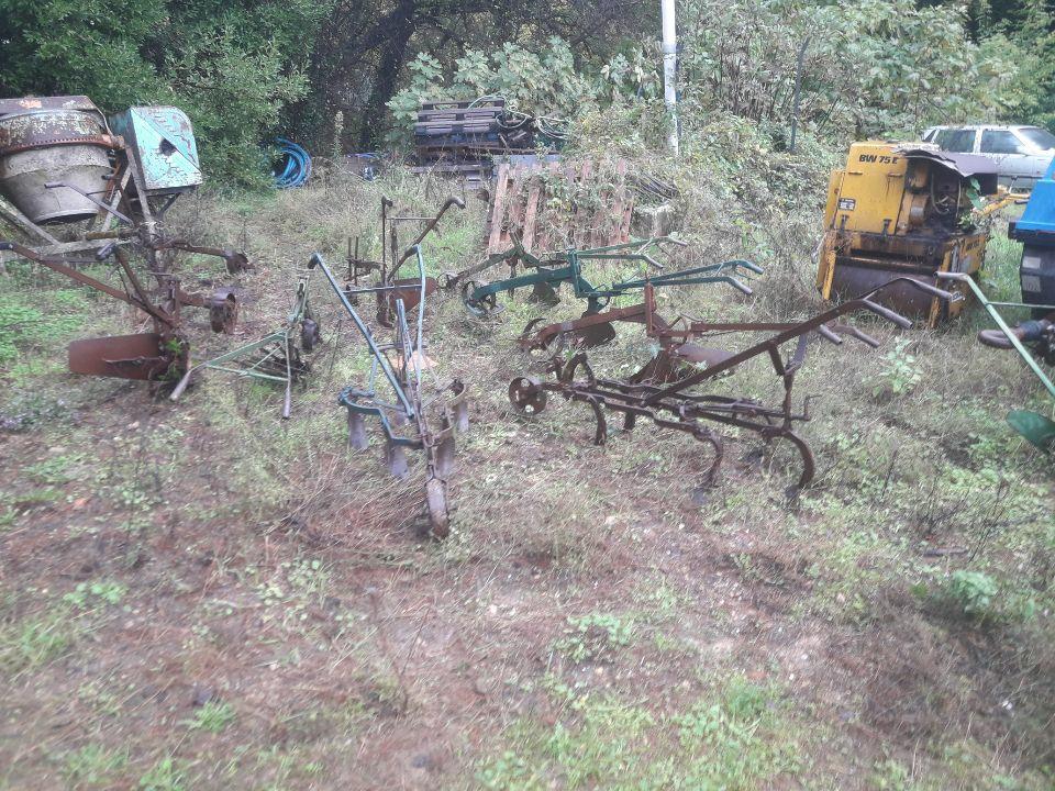 (vends) tracteurs et Gloppe(s) Gloppe20
