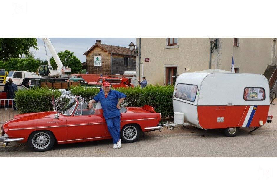 71 - Vendenesse-lès-Charolles : exposition de véhicules anciens le 9 Juin 2019 Guy-es10