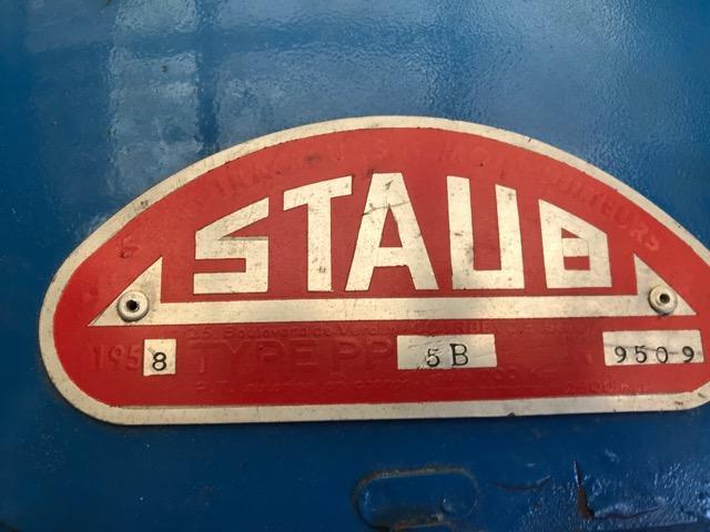 (VENDS) DEUX STAUB PP5B Img_4525