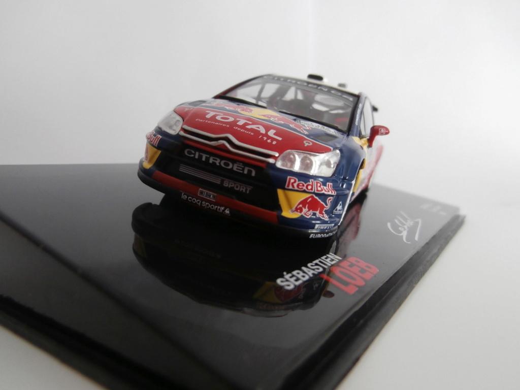 """2018 NOUVEAU > ALTAYA > """"Collection Sébastien Loeb"""" au 1/43  Loeb_010"""