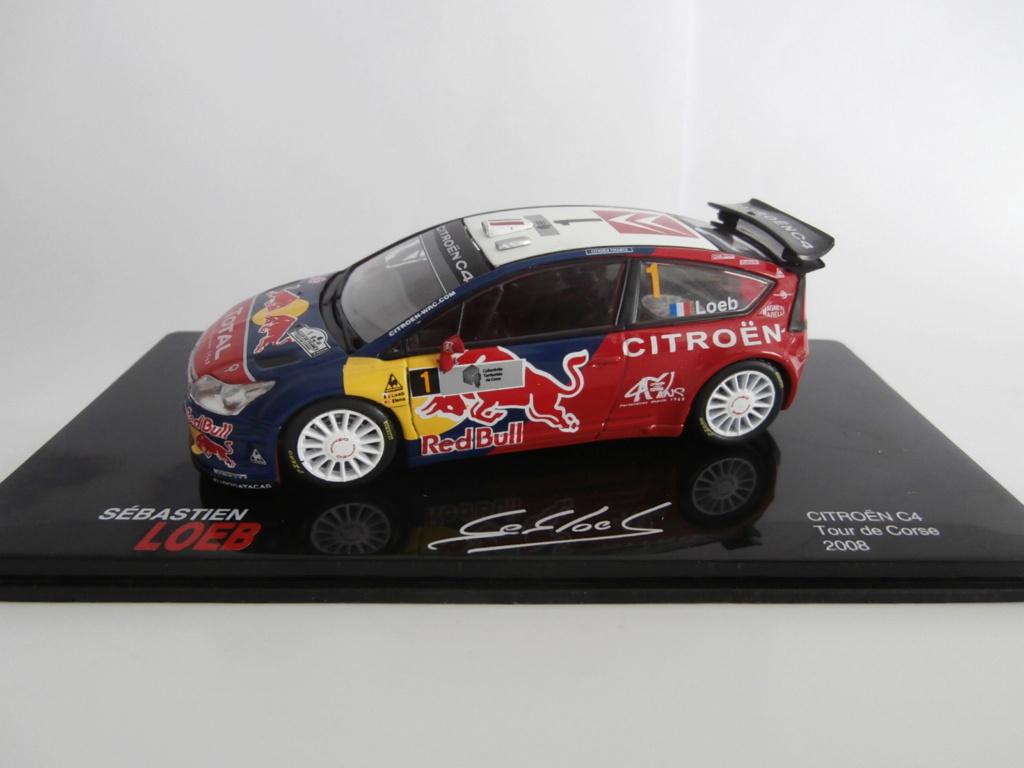 """2018 NOUVEAU > ALTAYA > """"Collection Sébastien Loeb"""" au 1/43  Loeb_011"""