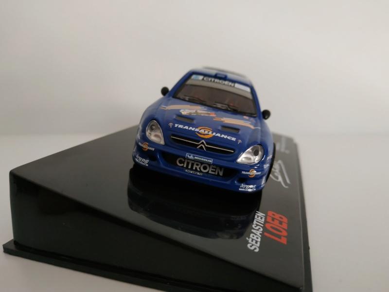"""2018 NOUVEAU > ALTAYA > """"Collection Sébastien Loeb"""" au 1/43  Mandue10"""